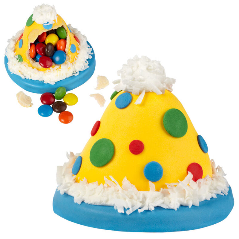 Party Hat Piñata Treats image number 0