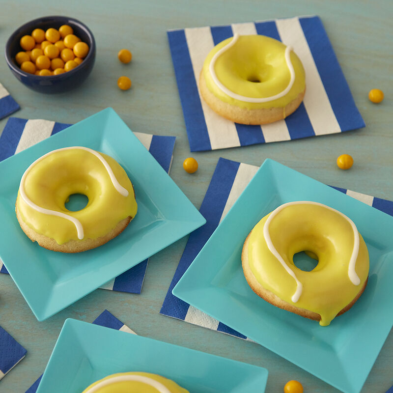 Tennis ball donuts image number 0