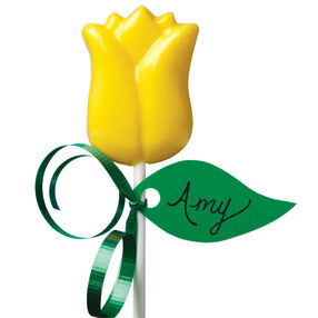 Tulip Time Easter Lollipops