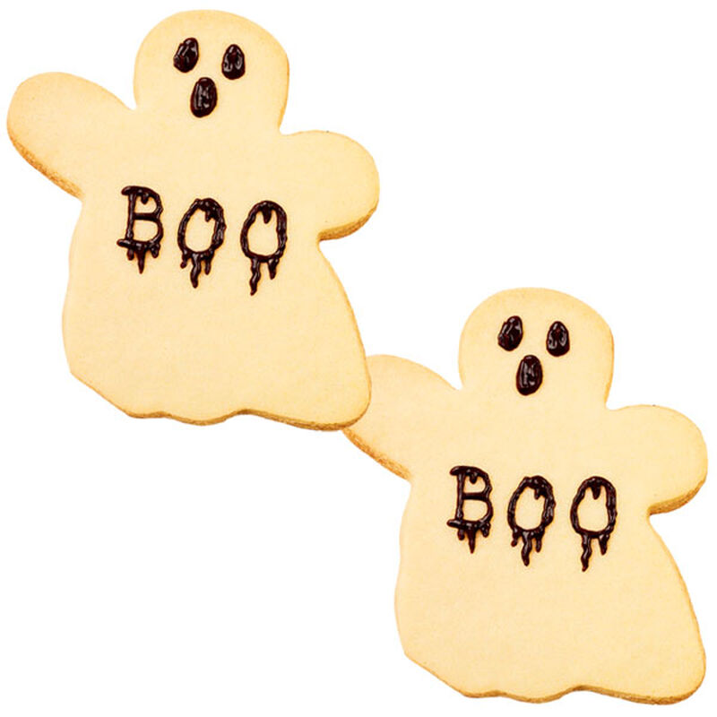 Boo-tiful Ghost Cookies image number 0