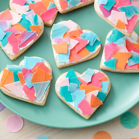 Candy Confetti Cookies