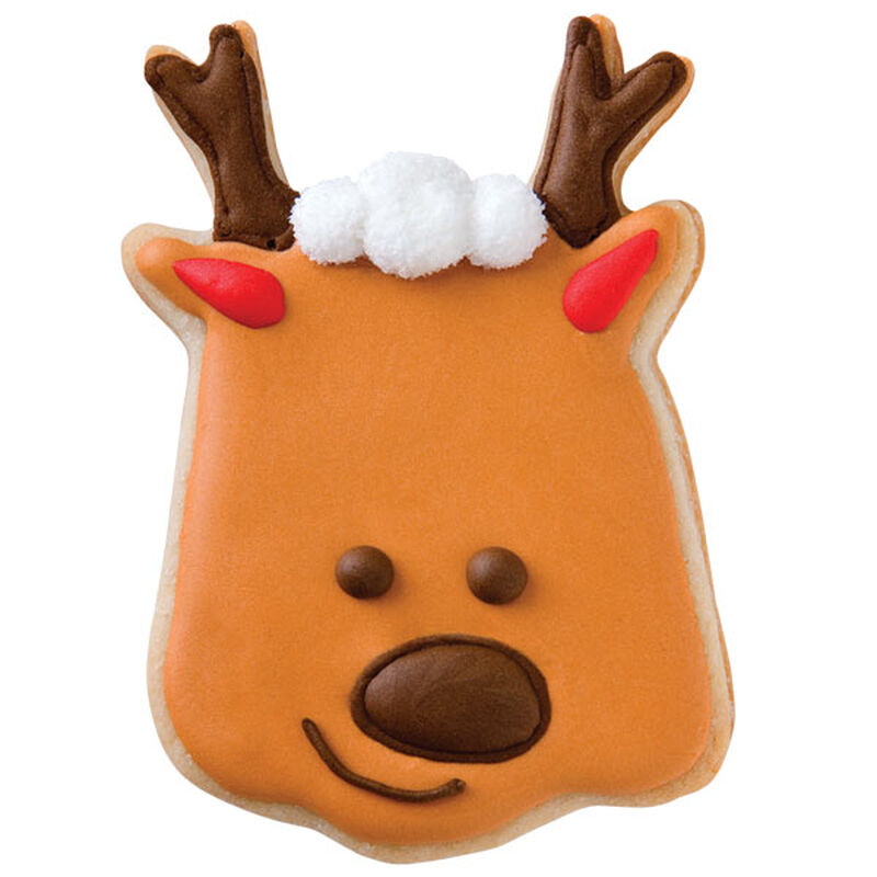 Reindeer Game Cookie image number 0