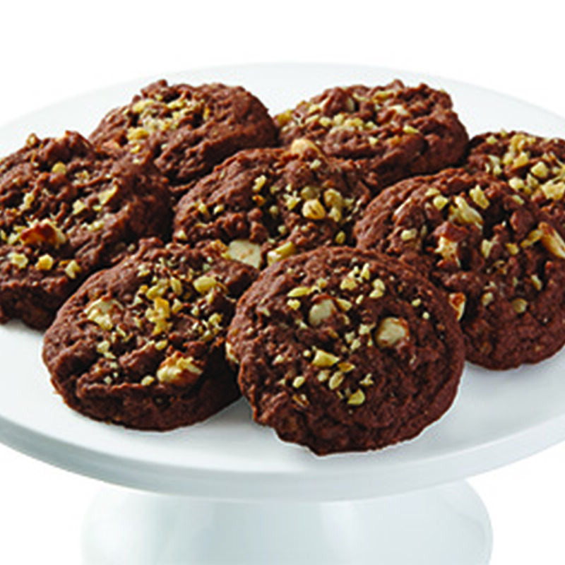 Chunky Chocolate Chip Cookies with Walnuts image number 0