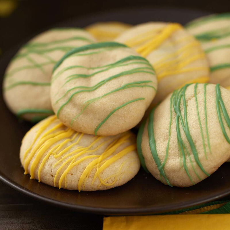 Surprise Inside Candy Melts Stuffed Cookies Recipe image number 1