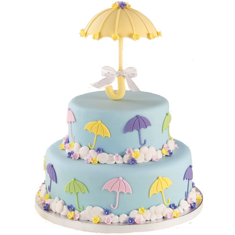 Romance in the Rain Cake image number 0