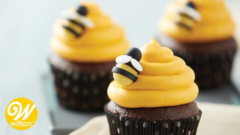 How To Make A Fondant Bee Wilton