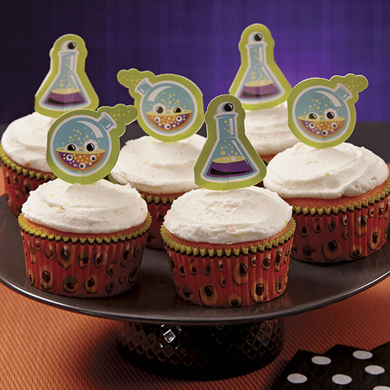 Candy Corn Cupcakes image number 0