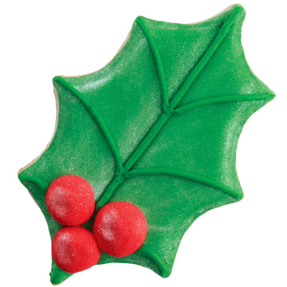 Jolly Holly Cookie
