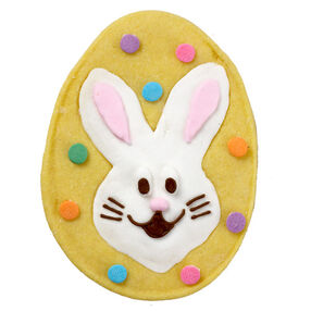 Bubbly Bunny Cookie