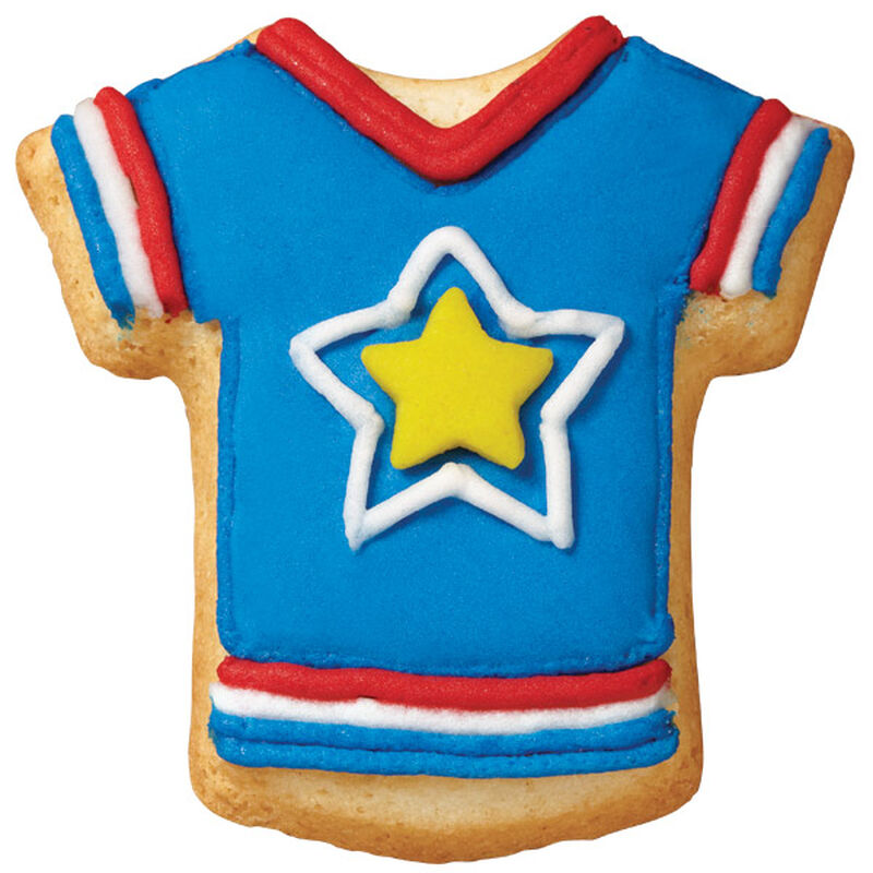 The Star's Jersey Cookies image number 0