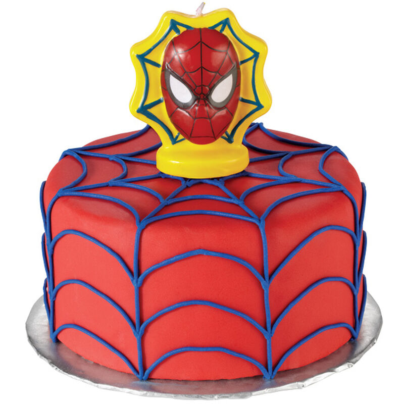 Spider-Man Cake image number 0