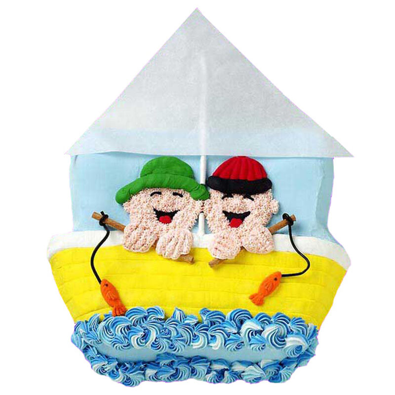 Go Fish! Cake image number 0