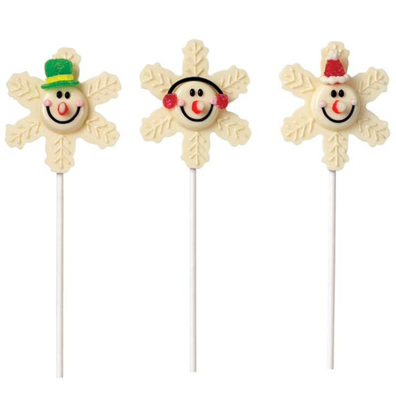 See Snow and Smile Lollipops image number 0