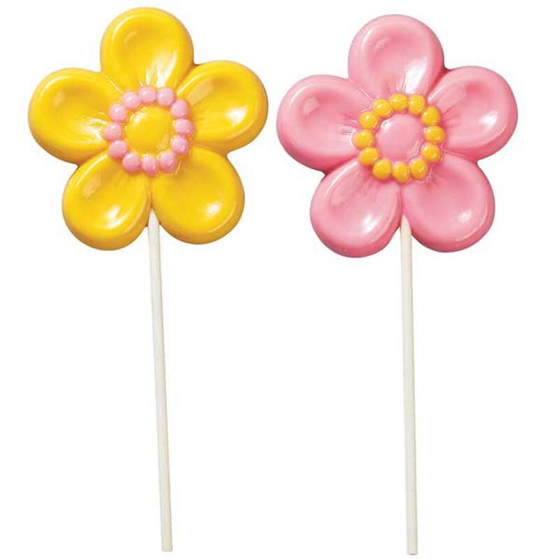 Daisy Candy Lollipops image number 0