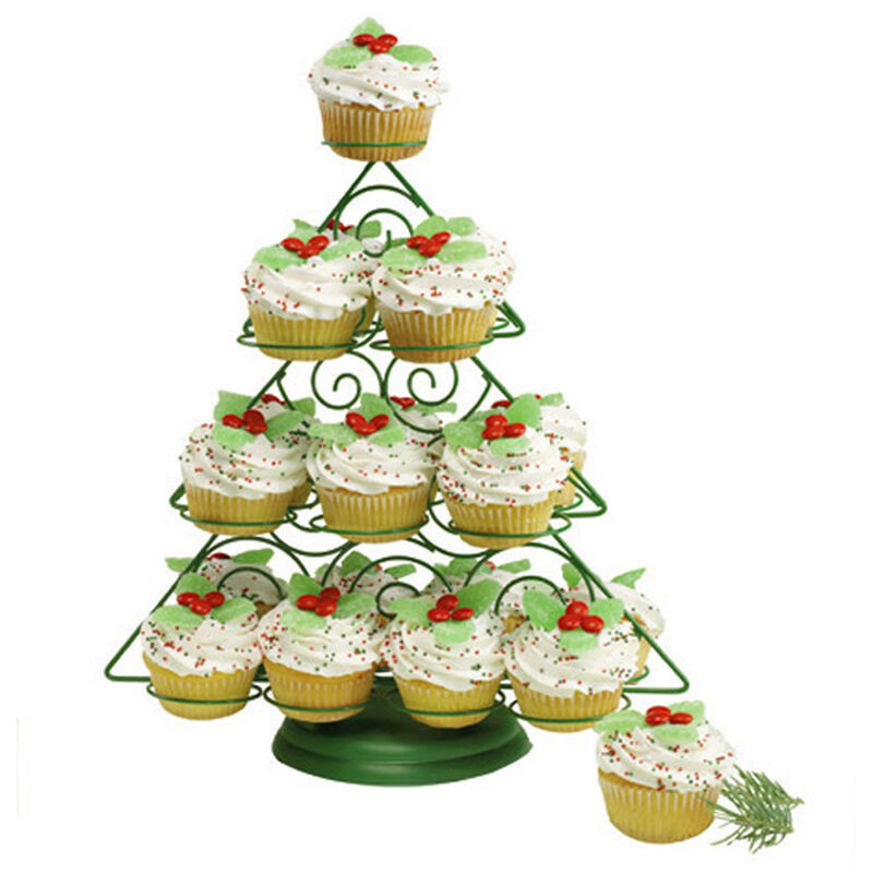 Holly Cupcakes image number 0
