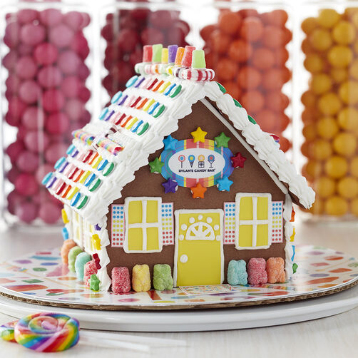 Dylan39s Candy Bar Chocolate Cookie Gingerbread House