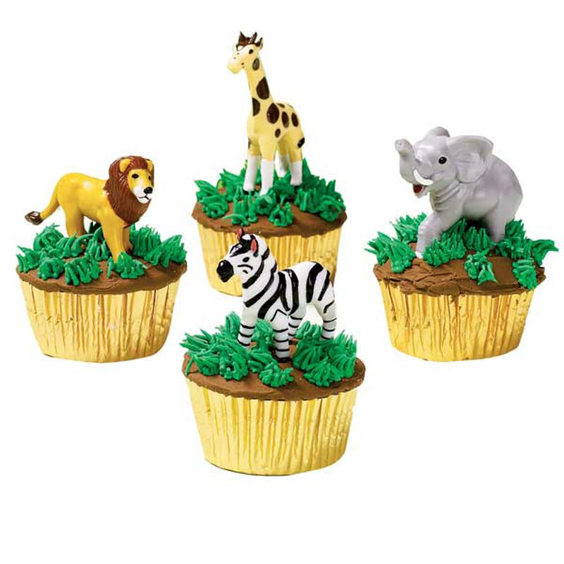 Cool Zoo Cupcakes image number 0