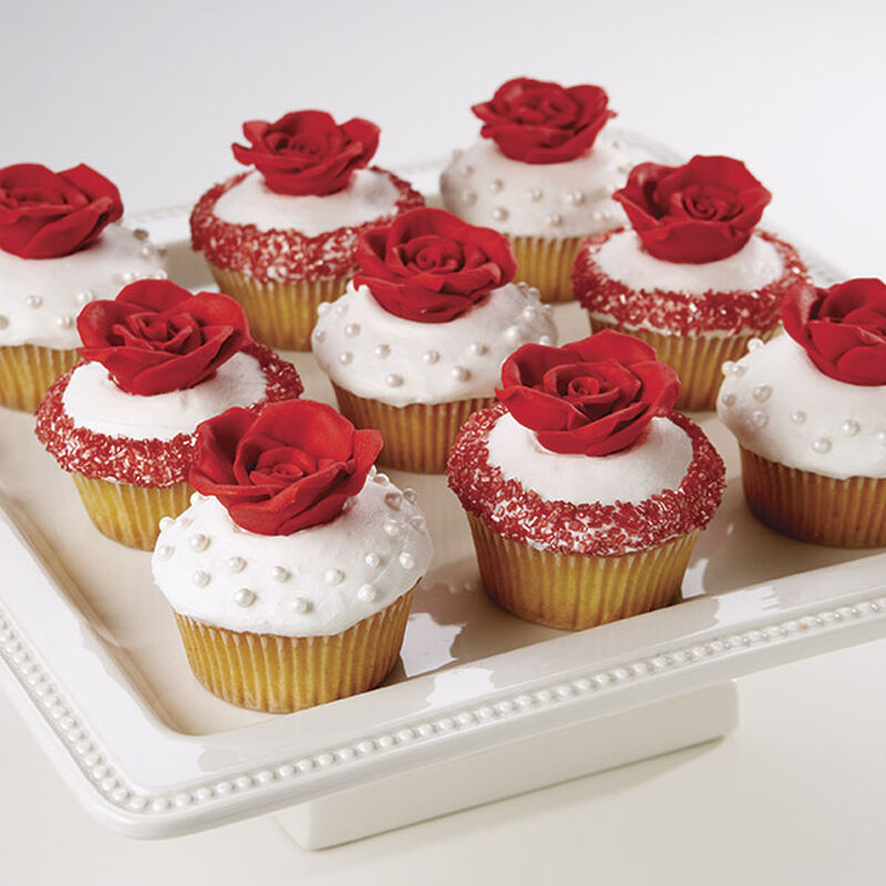 Jeweled Cupcakes image number 0