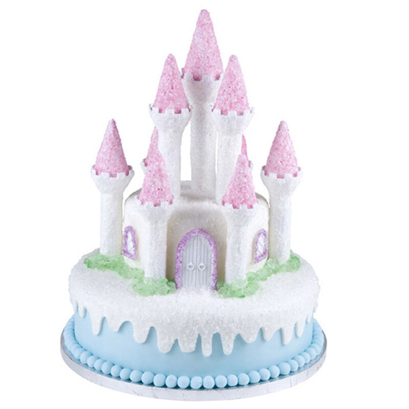 Ice Castle Cake image number 0