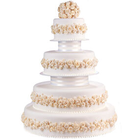 Pearl Dust Perfection Cake