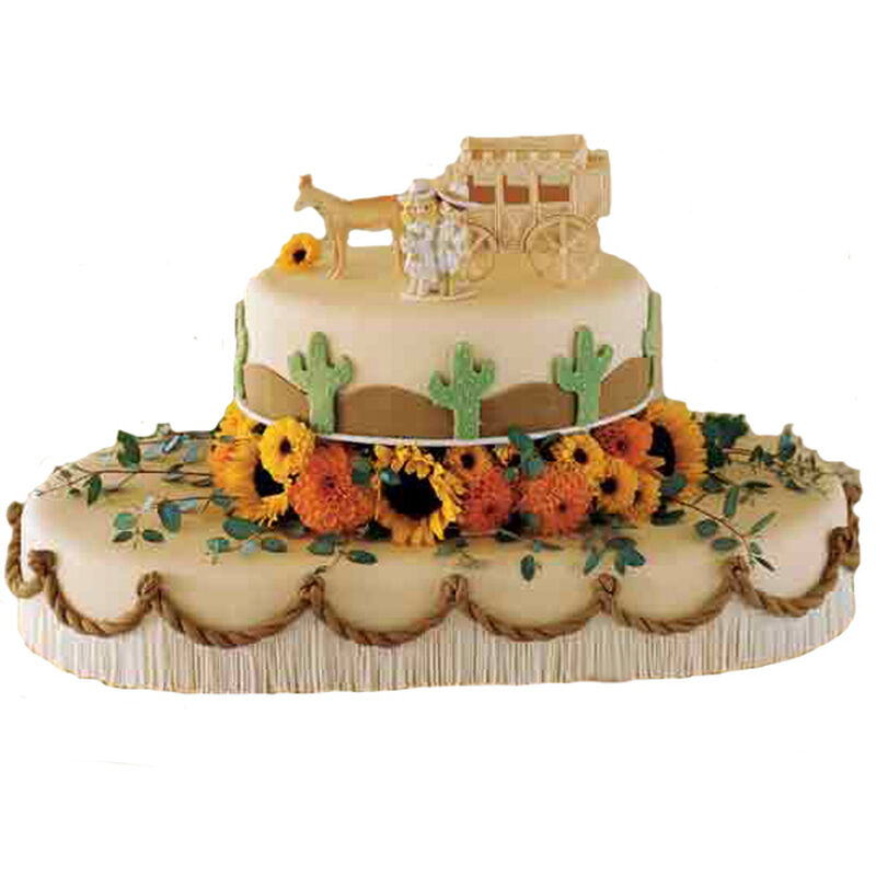 Happy Trails Cake image number 0