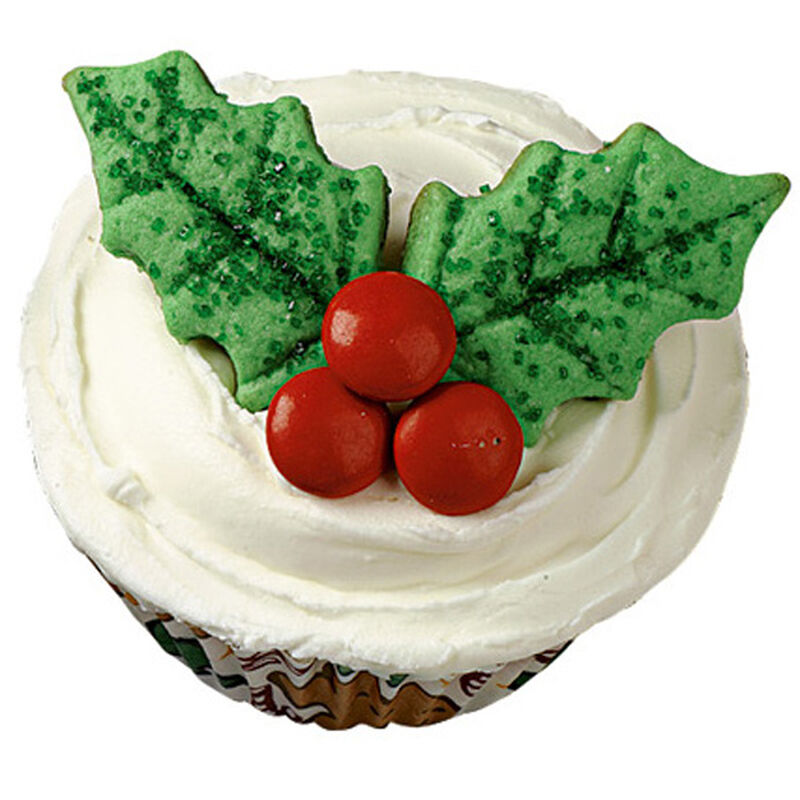 Holly Jolly Cupcakes  image number 0