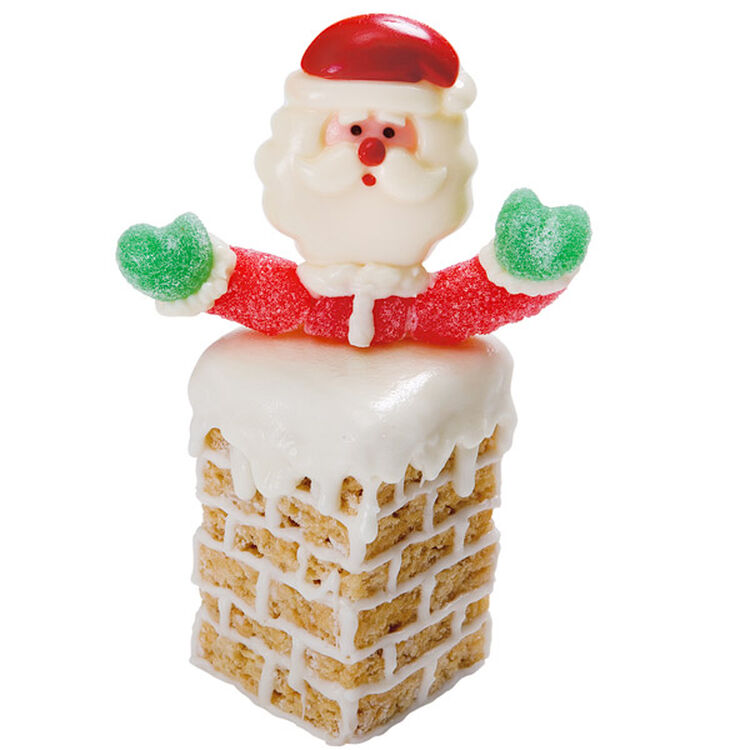 Shimmy Down the Chimney! Candy