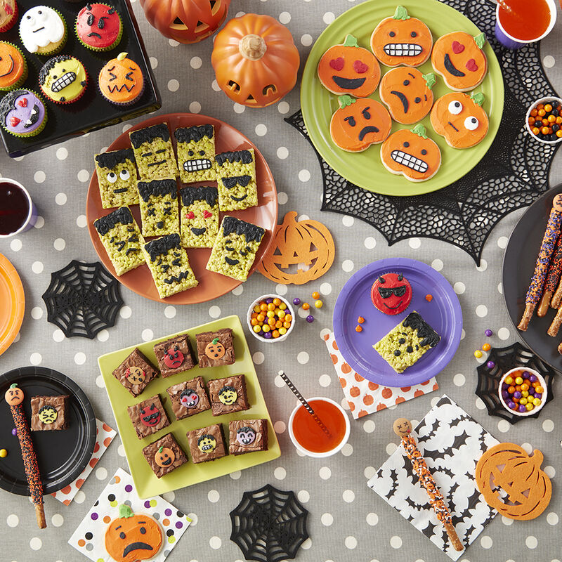 Kids Halloween Party Treat Ideas image number 2