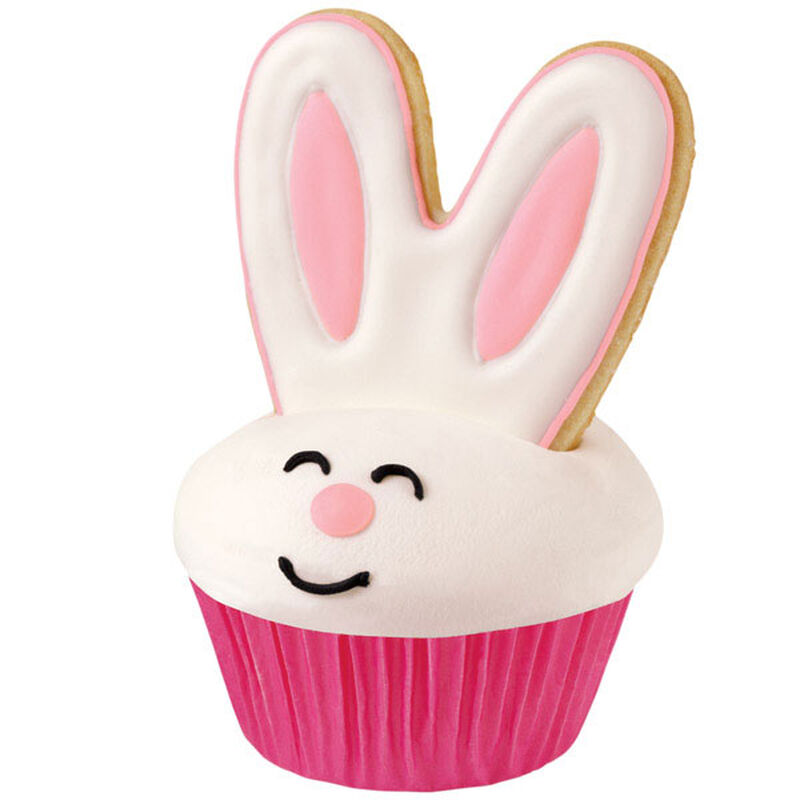 3-D Easter Bunny Cupcakes image number 0