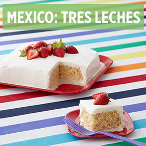 Kids' Mexico: Tres Leches Class