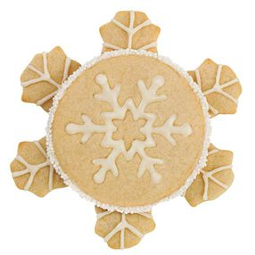 Fresh-Baked Flakes Cookies