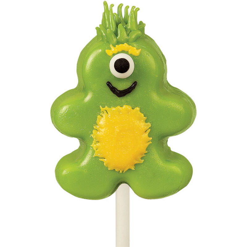 Alien Invasion Cake Pop Characters image number 0