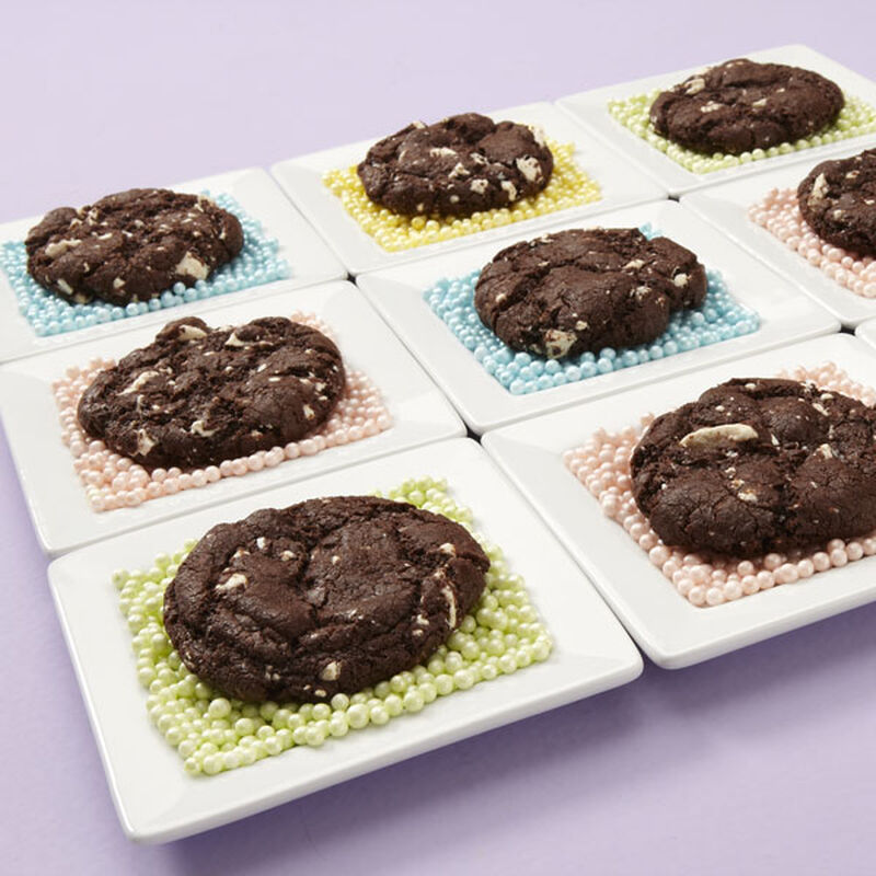 Marshmallow and Dark Chocolate Cookies image number 0