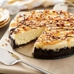 Wilton Classic Turtle Cheesecake Recipe