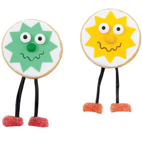 Toe Tapping Cookie!