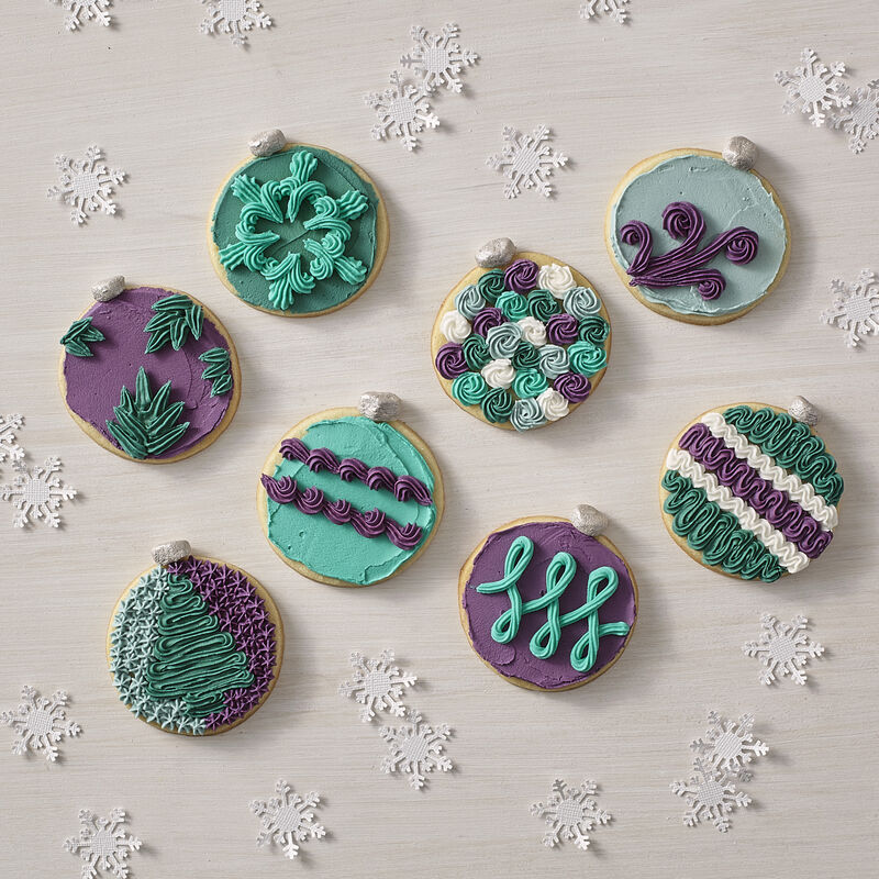 Christmas Ornament Cookies image number 0