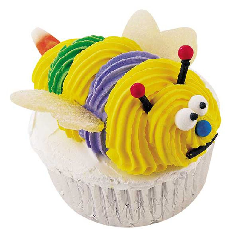 Bee Happy Cupcakes image number 0