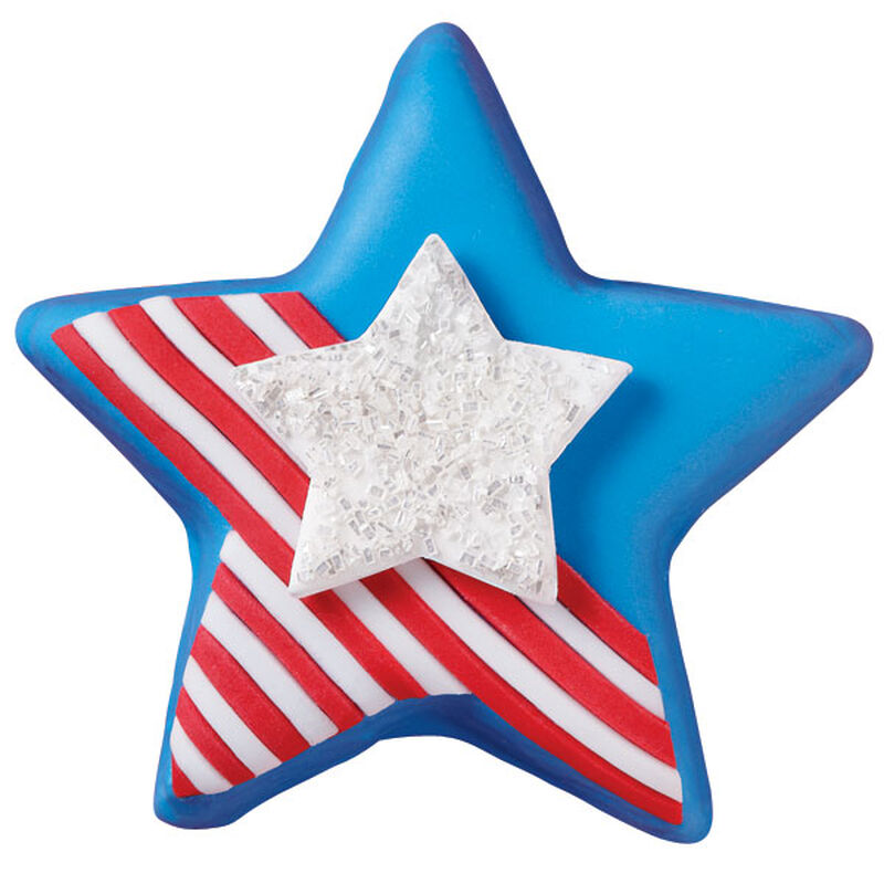 Star Brights! Mini Cakes image number 0
