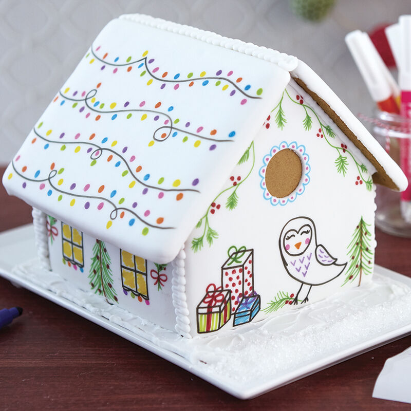 Artistic View Gingerbread House image number 0