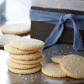 Toasted Coconut Cookies Recipe