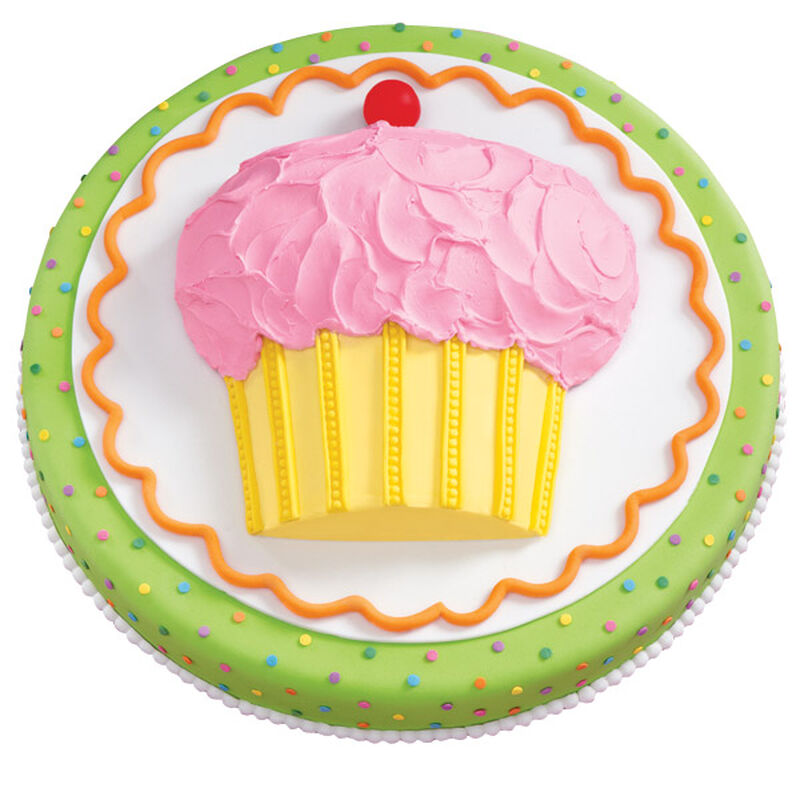 One-for-All Cupcake Cake image number 0