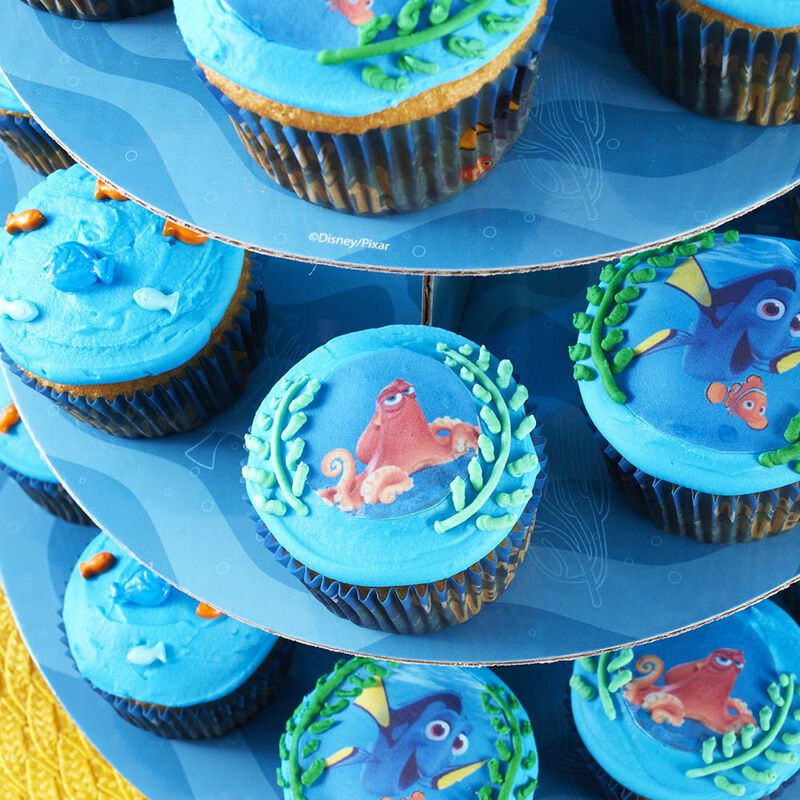 Wilton Finding Dory Cupcakes image number 1