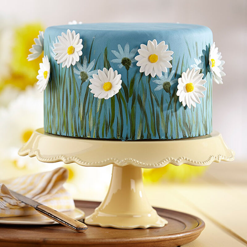 Field of Daisies Cake image number 0