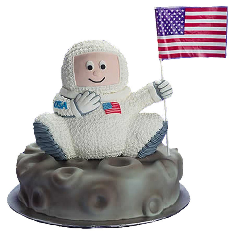 Another Successful Landing Cake image number 0