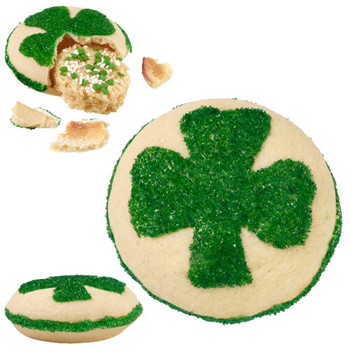 Lucky Shamrock Piñata Treats