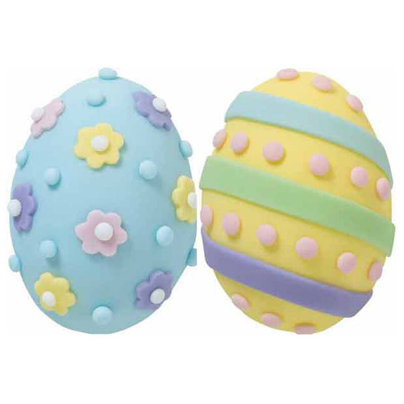 Easy Fondant Eggs Mini Cakes image number 0