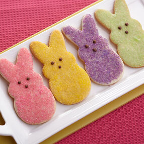PEEPS Sugar-Sprinkled Easter Cookies