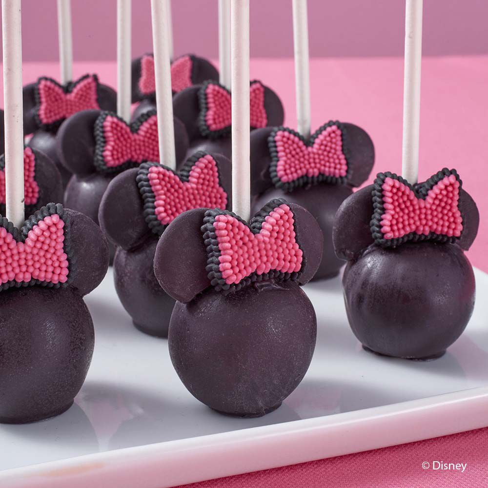 How To Make A Bow For Minnie Mouse Cake