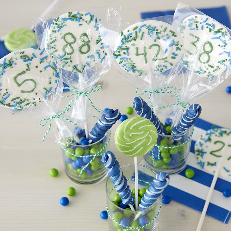 Candy Melts Candy Lollipops image number 0