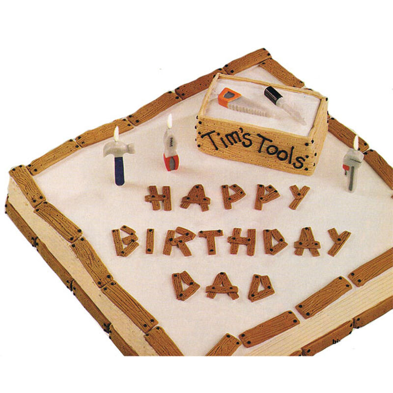 Handyman's Special Cake image number 0